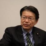 151209_岩上安身による民主党 長妻昭代表代行インタビュー