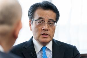 151225_岩上安身による民主党・岡田克也代表インタビュー