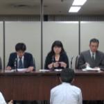 151202_日米合同委員会情報公開訴訟・提訴会見