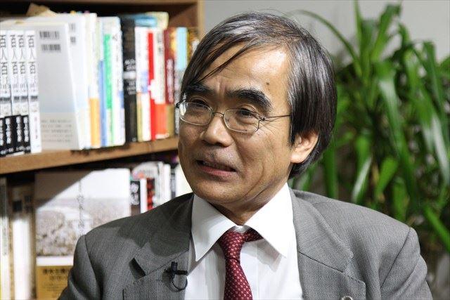 ▲日弁連災害復興支援委員会前委員長・永井幸寿弁護士