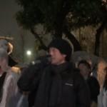 160129_再稼働反対!首相官邸前抗議