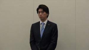 160212_宮崎謙介衆院議員 記者会見