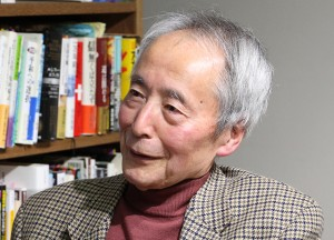 160217_岩上安身による憲法学者 樋口陽一・東京大学名誉教授インタビュー