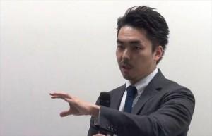 ▲明日の自由を守る若手弁護士の会・倉持麟太郎弁護士