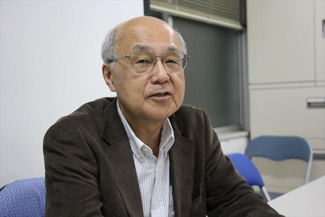 ▲「共通番号いらないネット」世話人・白石孝氏