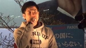 160329_ 【大阪】安保法制の施行に反対する関西緊急街宣アピール