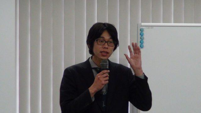 ▲及川斉志氏(太陽ガス株式会社)