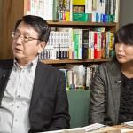 160411_岩上安身による木村朗・鹿児島大学教授、高橋博子・広島市立大講師インタビュー