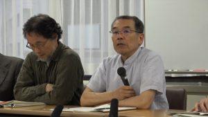 160509_「もんじゅ」に関する市民検討委員会の提言についての記者会見
