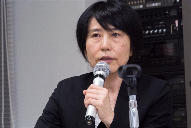 ▲師岡康子 弁護士