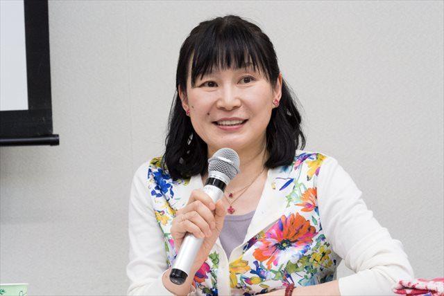 ▲国士館大学 鈴木江理子 教授