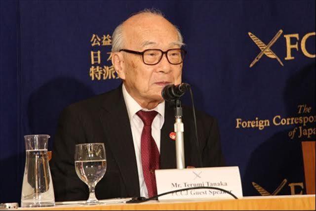 ▲プラハでの「核兵器廃絶」の約束を実行してほしいと願う田中氏