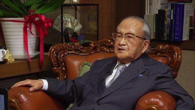 ▲富岡幸雄・中央大学名誉教授