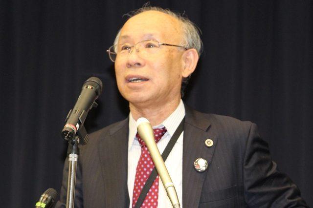 ▲宇都宮健児・日弁連元会長