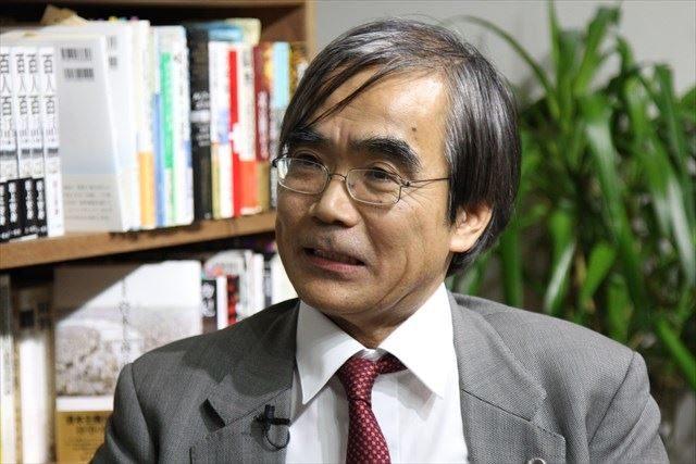 ▲2015年12月19日 IWJ事務所で岩上安身のインタビューに答える永井幸寿弁護士