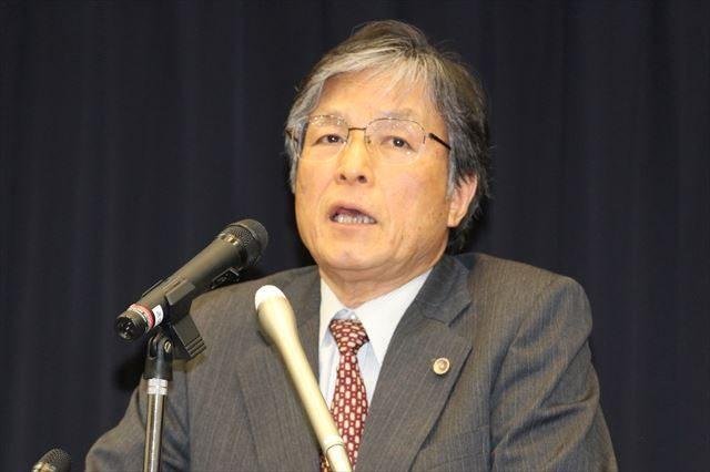 ▲「今市事件」の弁護人・一木明氏弁護士