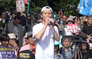 160605_【SEALDs奥田愛基氏スピーチ】『明日を決めるのは私たち-–-政治を変えよう!6