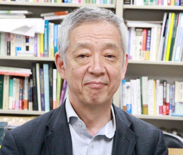 ▲上智大学教授・島薗進氏