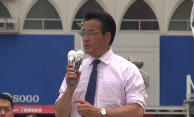 ▲民進党・岡田克也代表