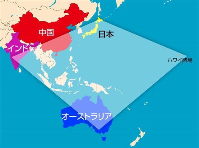 ▲セキュリティ・ダイヤモンド構想