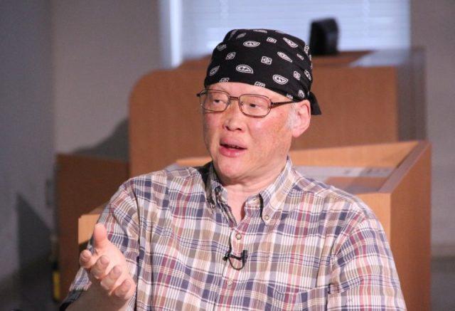 ▲神戸学院大学教授・上脇博之氏