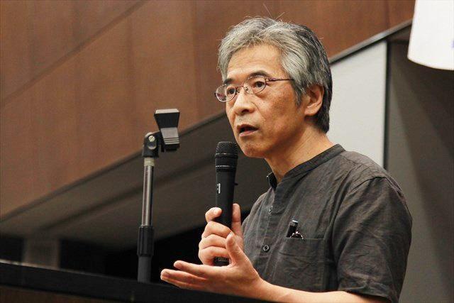 ▲西谷修氏(立教大学大学院特任教授、東京外国語大学名誉教授、哲学・思想史)