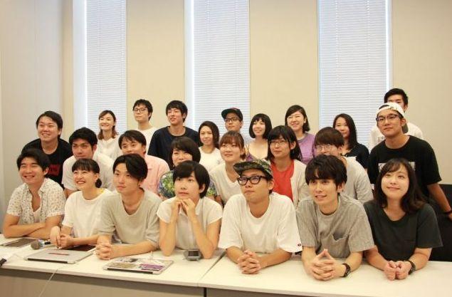 ▲8月15日に解散したSEALDsのメンバー