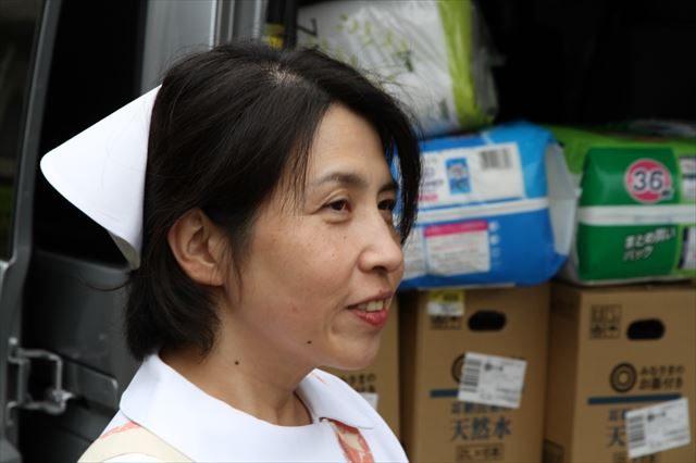 ▲慈恵病院看護部長 竹部智子氏