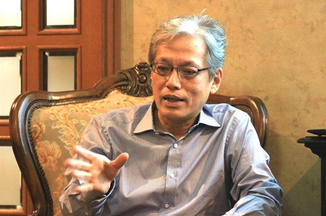 ▲法政大学教授・山口二郎氏