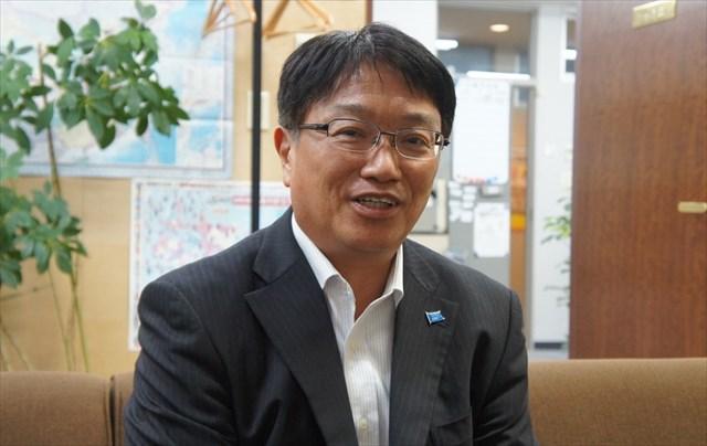 ▲連合新潟事務局長 牧野茂夫氏