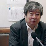 ▲日弁連前事務総長・海渡雄一弁護士