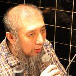 ▲トークイベントで見解を語る中田考氏