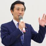 ▲民進党・初鹿明博衆議院議員