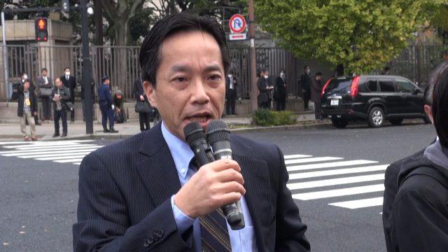 ▲日本体育大学・清水雅彦教授
