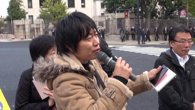 ▲フリージャーナリスト・志葉玲氏