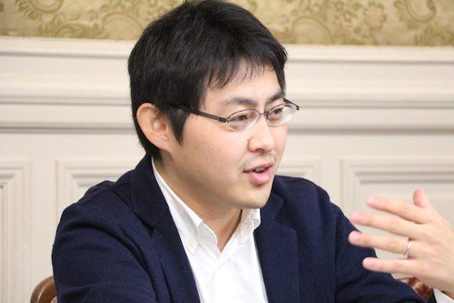 ▲ 『下流老人』著者、藤田孝典氏