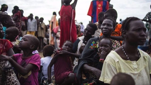▲南スーダンの女性たち(セントリー提供)