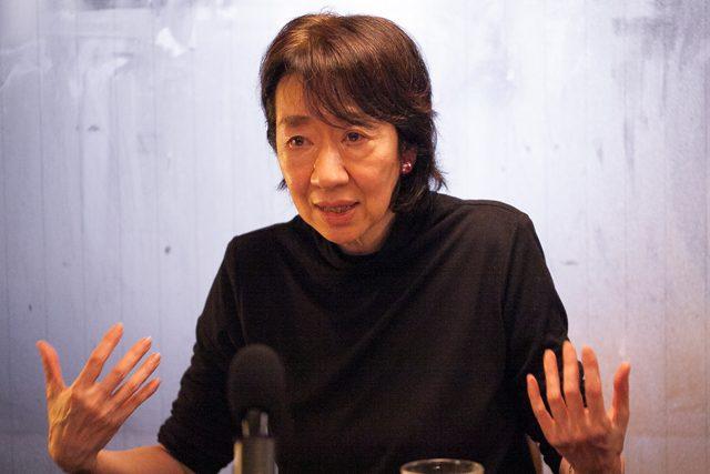 ▲和光大学教授・竹信三恵子氏
