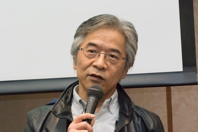 ▲立教大学特任教授・西谷修氏