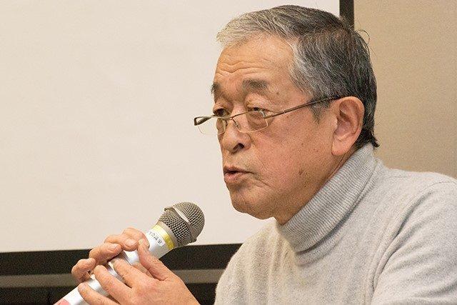 ▲ジャーナリスト・高野 孟 氏