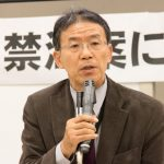 ▲静岡大学人文社会科学部の鳥畑与一教授