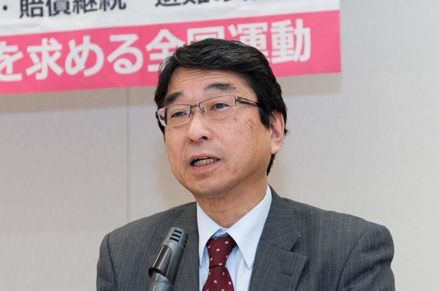 ▲佐藤和良・いわき市議会議員