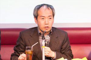 ▲中京大学国際教養学部の大内裕和教授