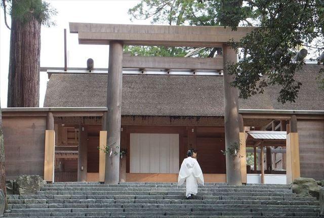 ▲伊勢神宮(写真:Wikimediacommons)