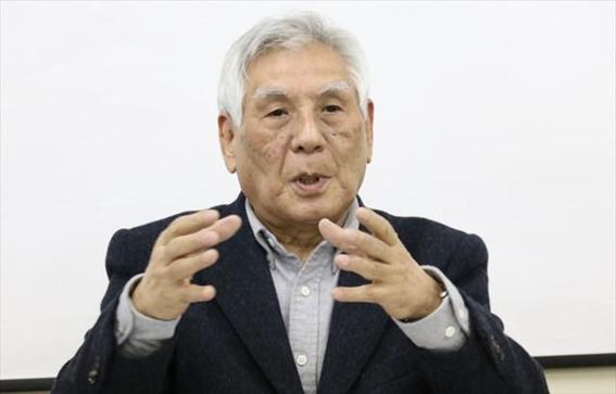 ▲スポーツジャーナリストの谷口源太郎氏