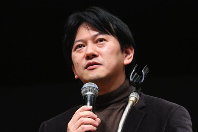 ▲石川健治氏(東京大学教授/憲法学)