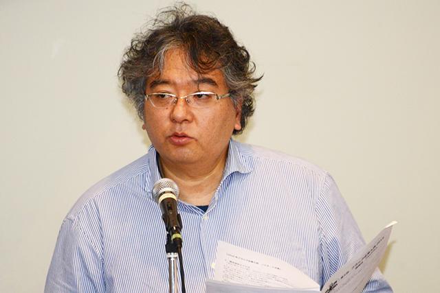 ▲都留文科大学非常勤講師 河添誠氏