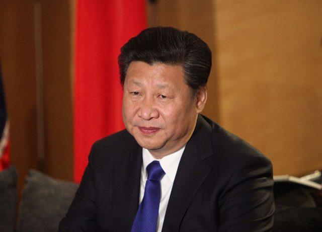▲中国の習近平国家主席(WikimediaCommonsより)