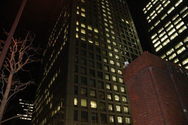 ▲関西電力東京支社が入る富国生命ビル――東京・内幸町