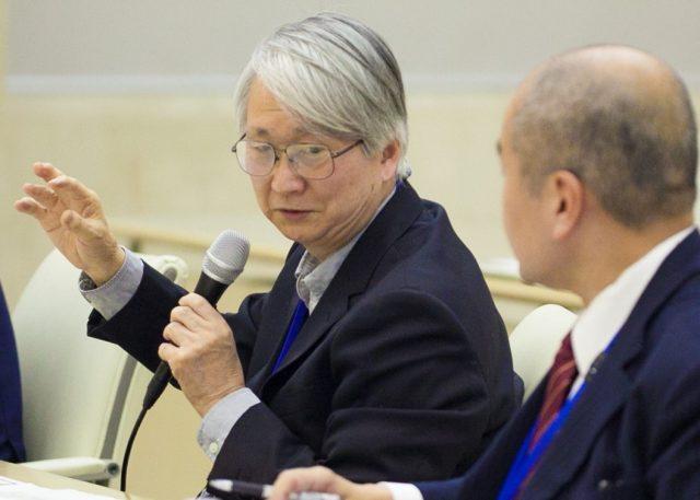 ▲市場問題プロジェクトチームの座長である小島敏郎氏